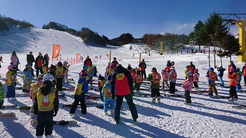 かたしな高原スキースクール