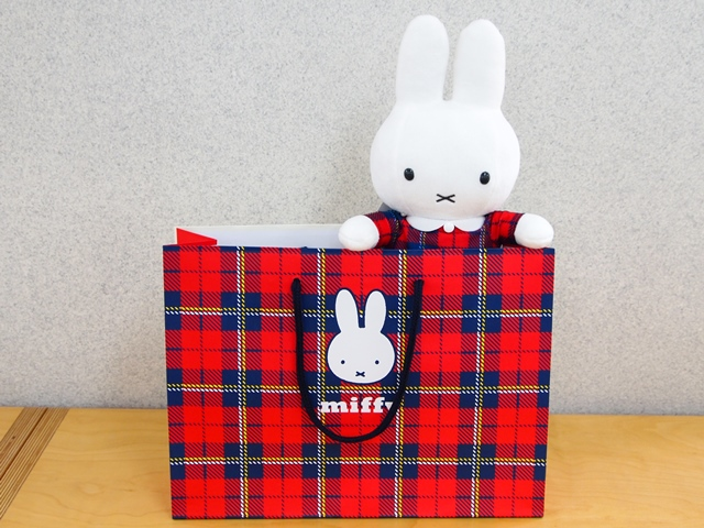 miffy and check